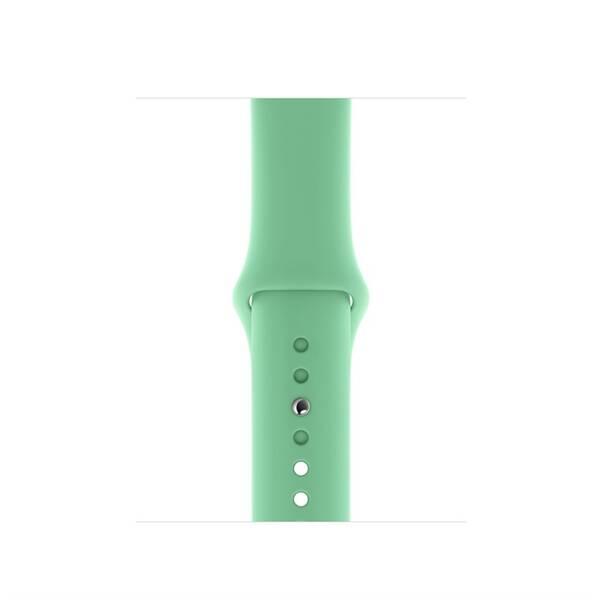Řemínek Apple Watch 40mm mátový sportovní – S/M a M/L (MV762ZM/A)