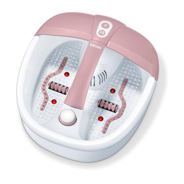 Masážny prístroj Beurer SRFB1 ružový