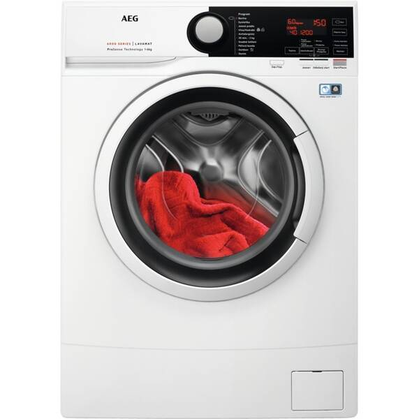 Pračka AEG ProSense™ L6SE26WC bílá