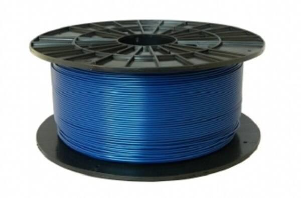 Tisková struna Filament PM 1,75 PLA, 1 kg - perlová modrá (F175PLA_BLP)
