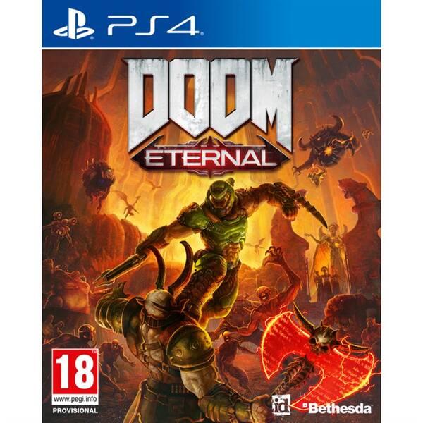 Hra Bethesda PlayStation 4 Doom Eternal (5055856422761)