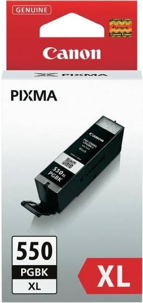 Inkoustová náplň Canon PGI-550XL PGBK, 500 stran - originální (6431B001) černá