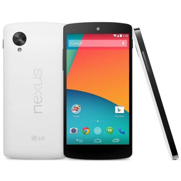 Mobilní telefon LG Google Nexus 5 16GB (LGD821.ACZEWH) bílý