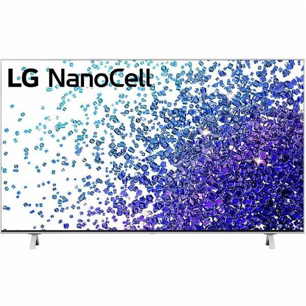 Televízor LG 50NANO77P sivá