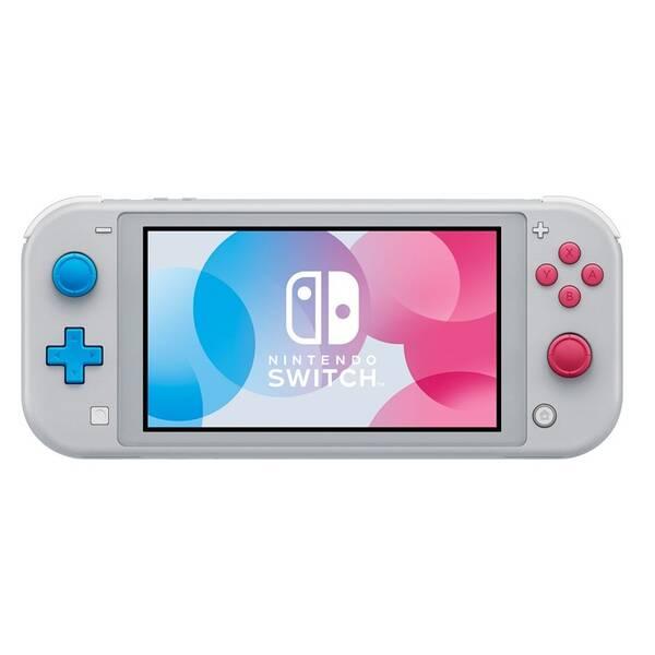 Herní konzole Nintendo Switch Lite Zacian & Zamazenta Edition