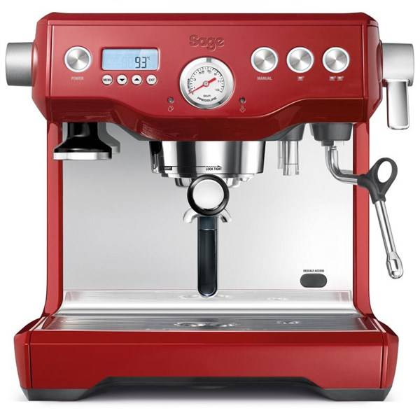 Espresso SAGE BES920 červené