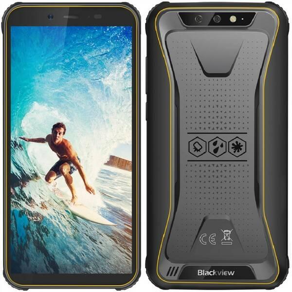 Mobilní telefon iGET BLACKVIEW GBV5500 (84001600) žlutý