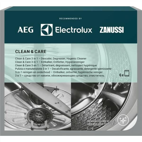 Čisticí přípravek AEG/Electrolux Clean and Care, 6 ks