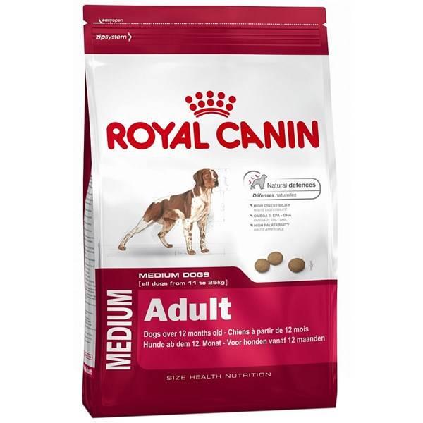 Granule Royal Canin Medium Adult 15 kg