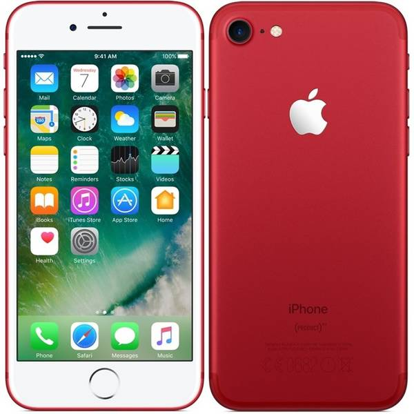 Mobilní telefon Apple iPhone 7 256 GB - (PRODUCT) Red (MPRM2CN/A)