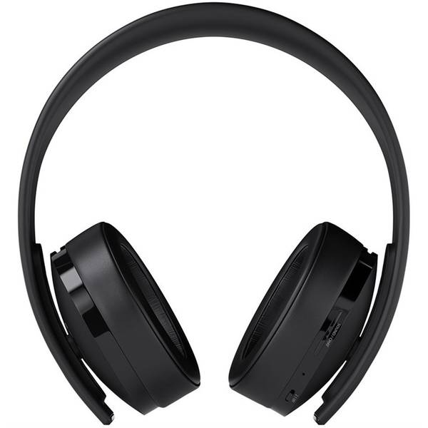 Headset Sony Gold/Black Wireless Headset (PS719455165)