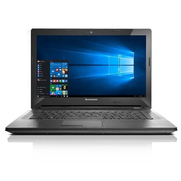 Notebook Lenovo IdeaPad G40-45 (80E1009NCK) černý (Náhradní obal / Silně deformovaný obal 8800047366)