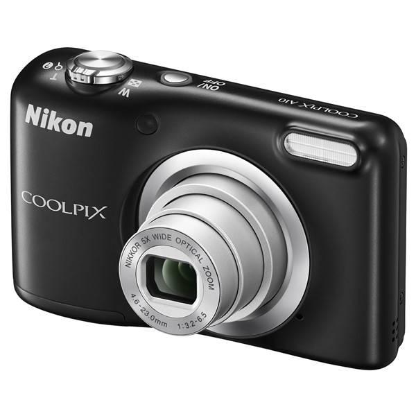 Digitální fotoaparát Nikon Coolpix A10 černý (vrácené zboží 8800022578)
