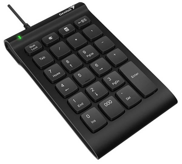 Klávesnice Genius NumPad i130 (31300003400) černá