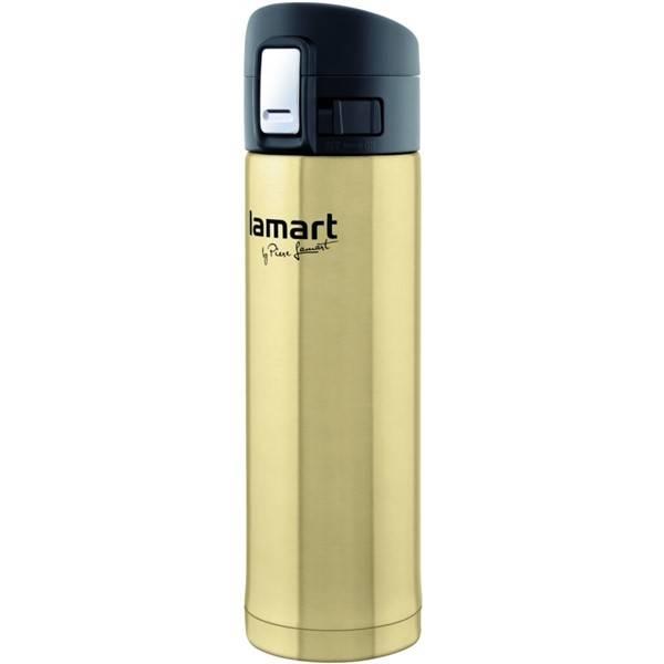 Termoska Lamart Branche 0,42 l (LT4009) černá/zlatá