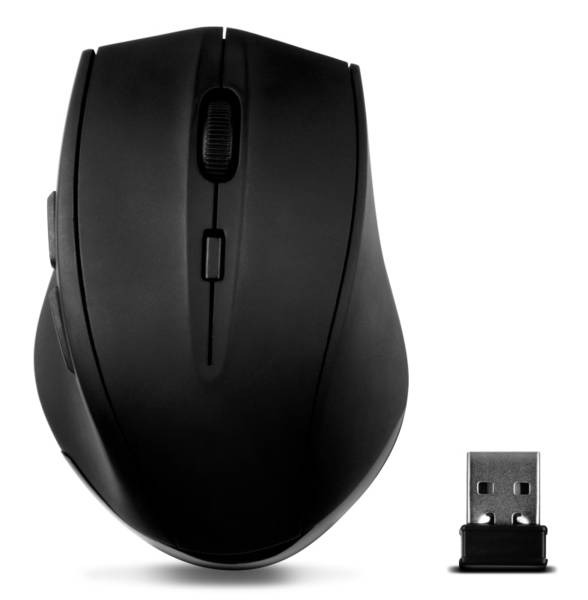 Myš Speed Link Calado Silent & Antibacterial Wireless (SL-630009-RRBK) černá (vrácené zboží 8800652211)
