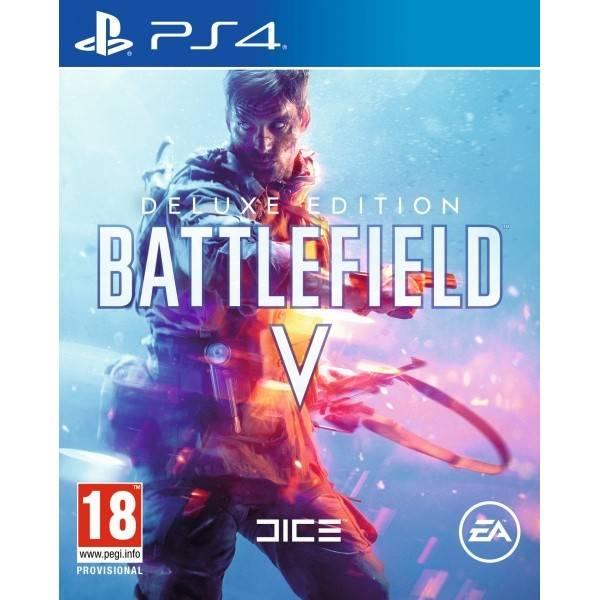Hra EA PlayStation 4 Battlefield V Deluxe Edition (EAP404083)