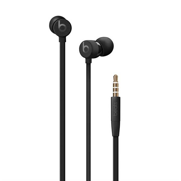 Sluchátka Beats urBeats3 s 3.5 mm konektorem (mqfu2ee/a) černá