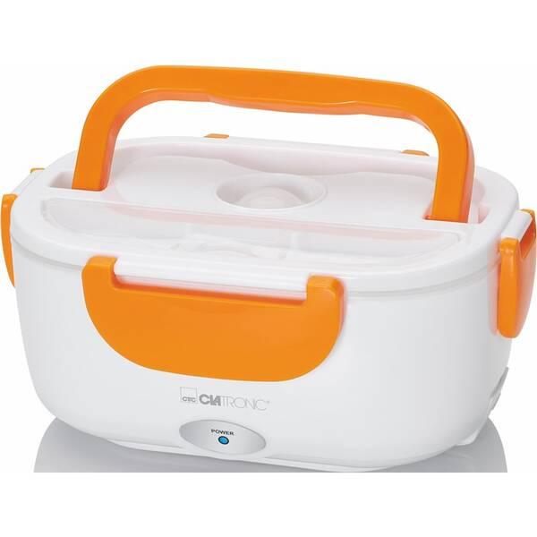 Jídlonosič Clatronic LB 3719 biely/oranžový