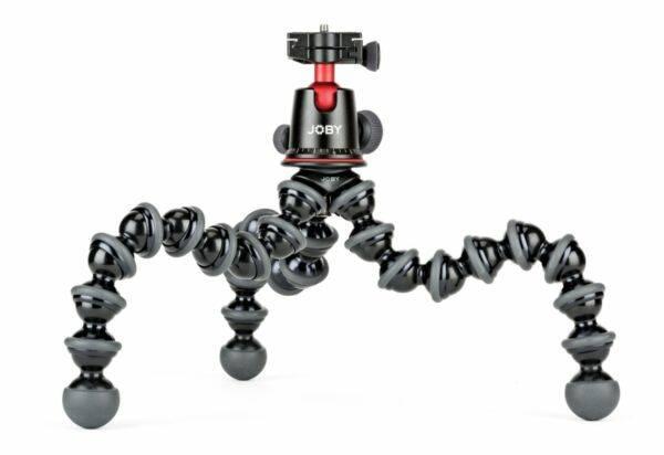 Stativ JOBY GorillaPod 5K Kit (E61PJB01508) černý