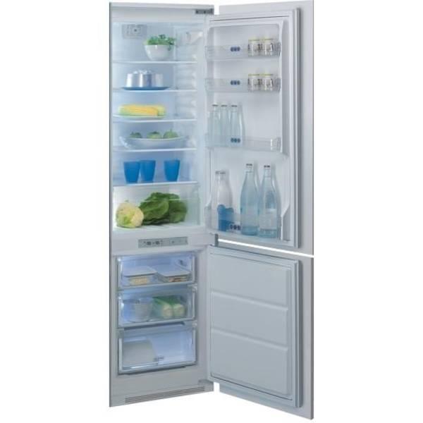 Kombinácia chladničky s mrazničkou Whirlpool ART 459/A+/NF biela