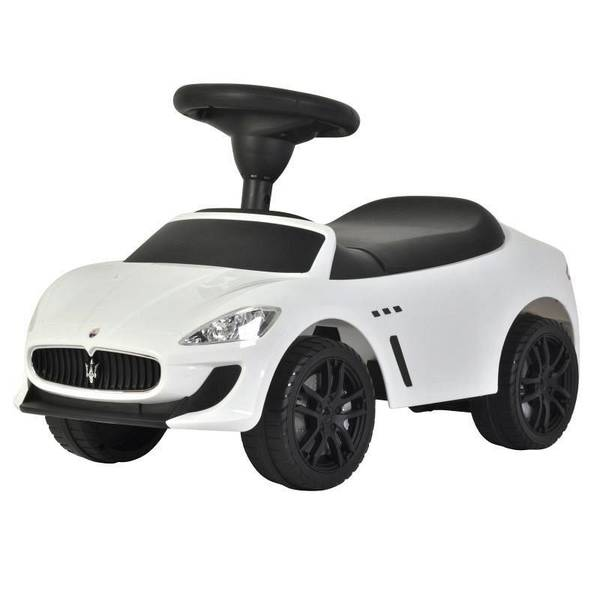 Odrážedlo Buddy Toys Maserati BPC 5131 bílé