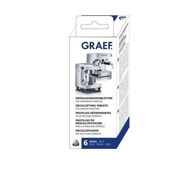 Odvápňovač pro espressa GRAEF 145618