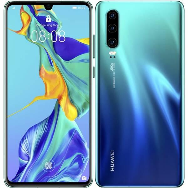 Mobilní telefon Huawei P30 - Aurora (SP-P30DSLOM)