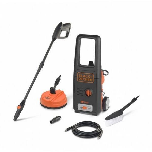 Vysokotlaký čistič Black-Decker BXPW1500PE