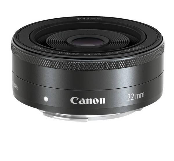 Objektiv Canon EF-M 22 mm f/2.0 STM (5985B005)