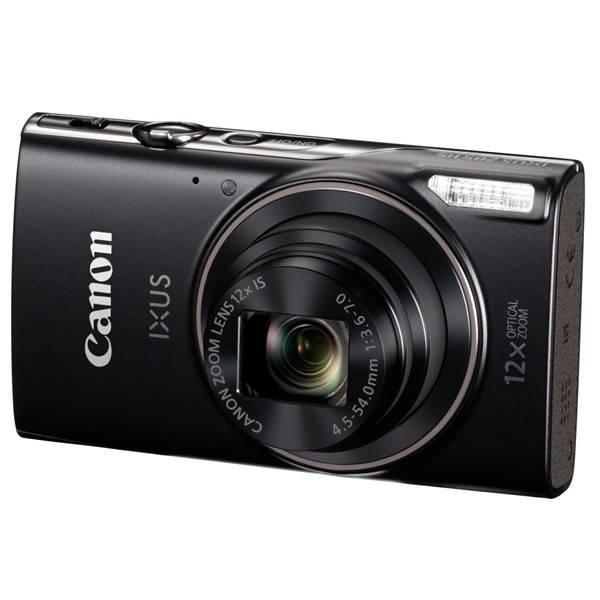 Digitální fotoaparát Canon IXUS 285 HS černý (vrácené zboží 8800292634)