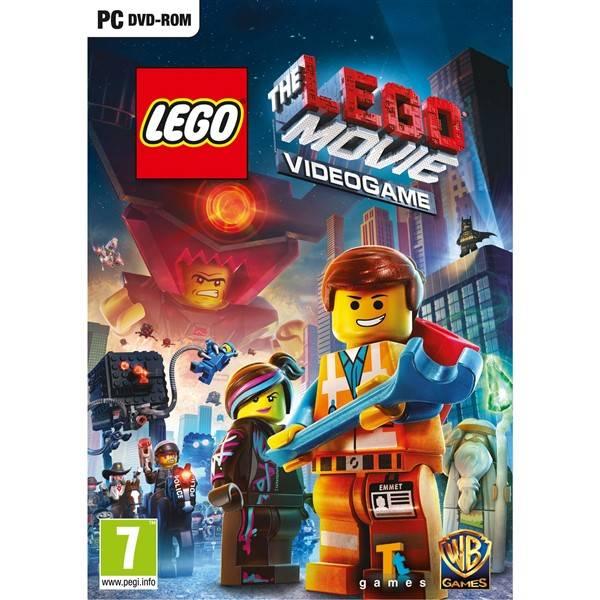 Hra Ostatní PC The LEGO Movie Videogame (8595071032996)