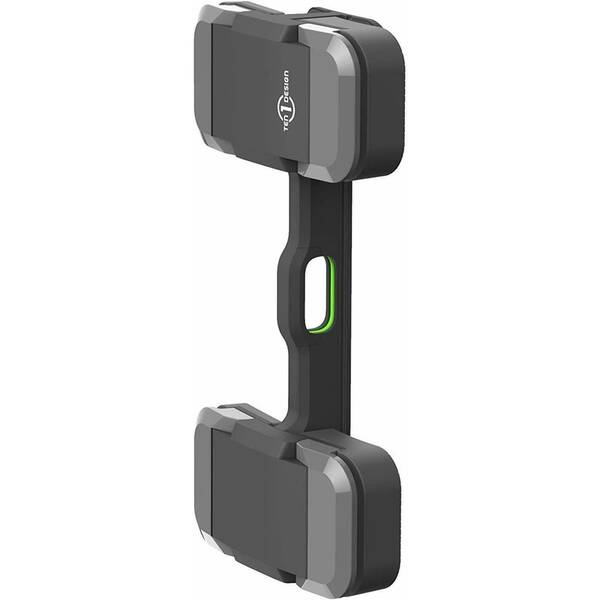 Držiak na tablet Ten One Design Side-Mount Clip na tablet (T1-MULT-200) sivý
