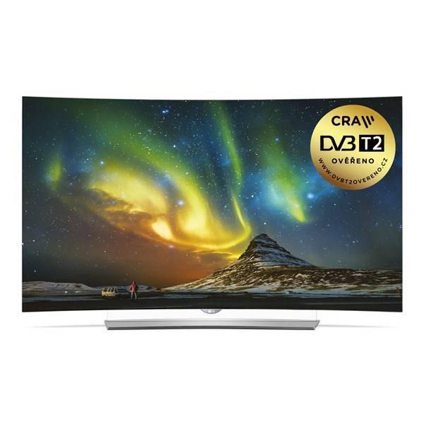 Televízor LG 65EG960V čierna