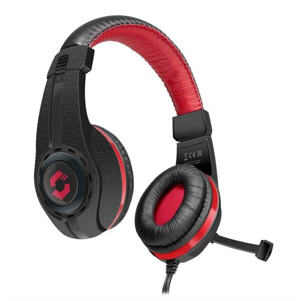 Headset Speed Link Legatos Gaming (SL-860000-BK) černý