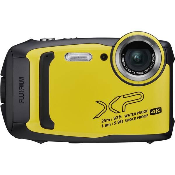 Digitálny fotoaparát Fujifilm XP140 žltý