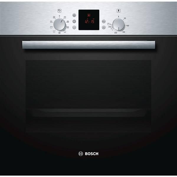 Trouba Bosch HBN532E5 černá/nerez