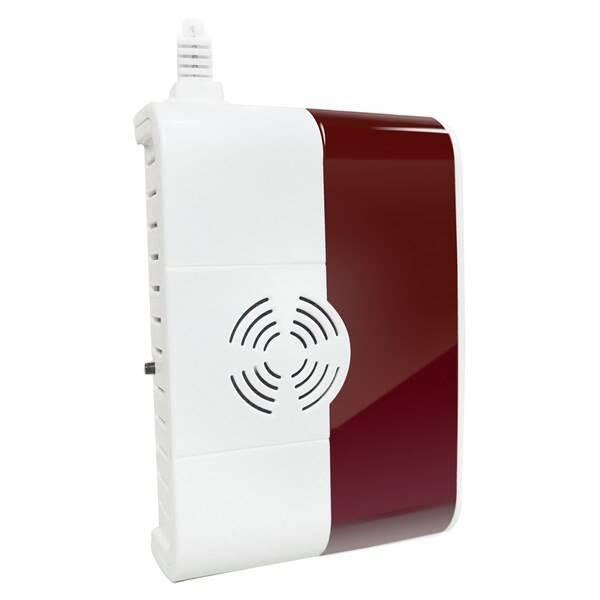 Alarm iGET SECURITY P6 (SECURITY P6) biely