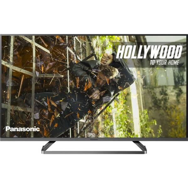 Televize Panasonic TX-40HX810E černá/stříbrná