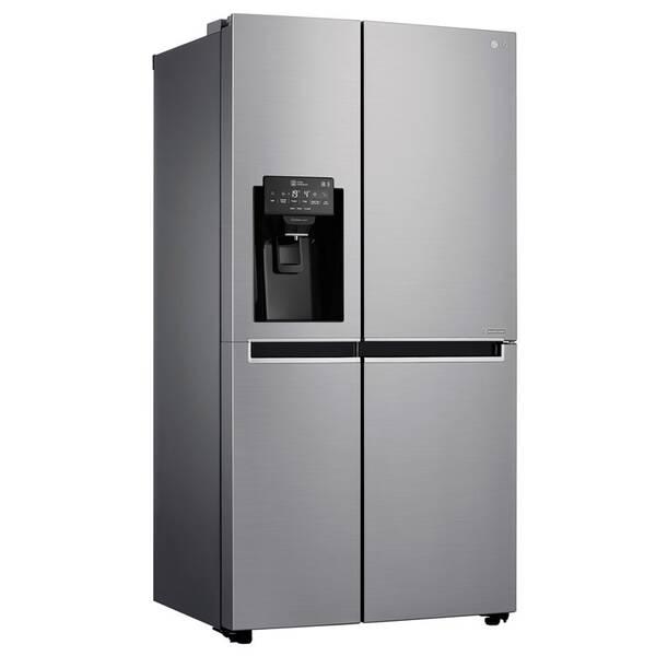 Americká lednice LG GSL760PZUZ nerez