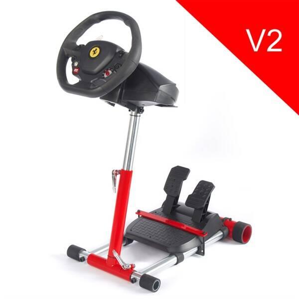 Stojan pro volant Wheel Stand Pro F458 (F458 Red) červený