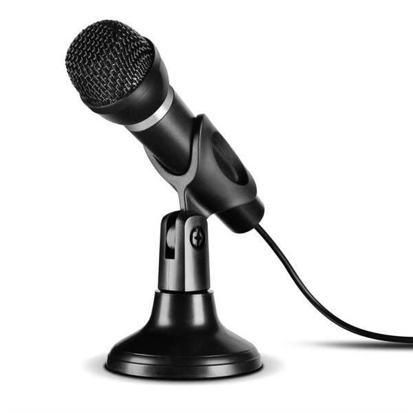 Mikrofon Speed Link Capo USB Desk & Hand (SL-800002-BK) černý (vrácené zboží 8800640754)