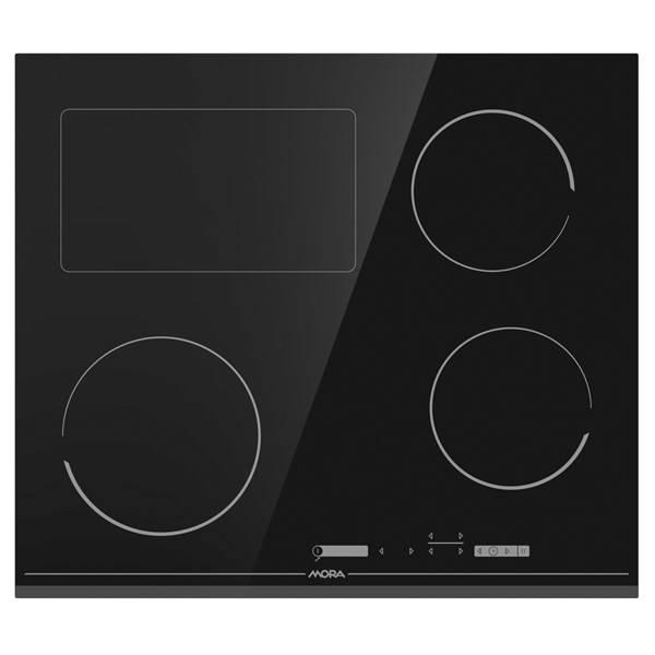 Sklokeramická varná deska Mora VDST 640 FF černá