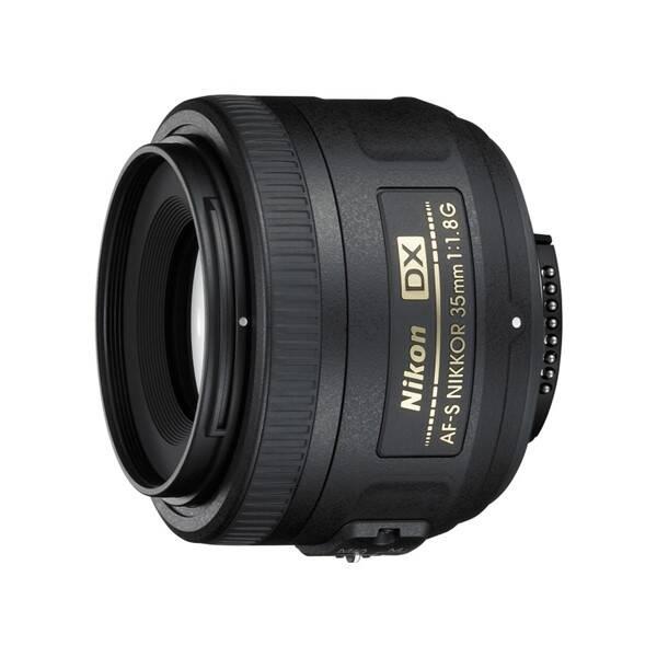 Objektív Nikon NIKKOR 35 mm f/1.8G AF-S DX čierny