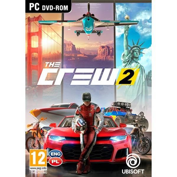 Hra Ubisoft PC The Crew 2