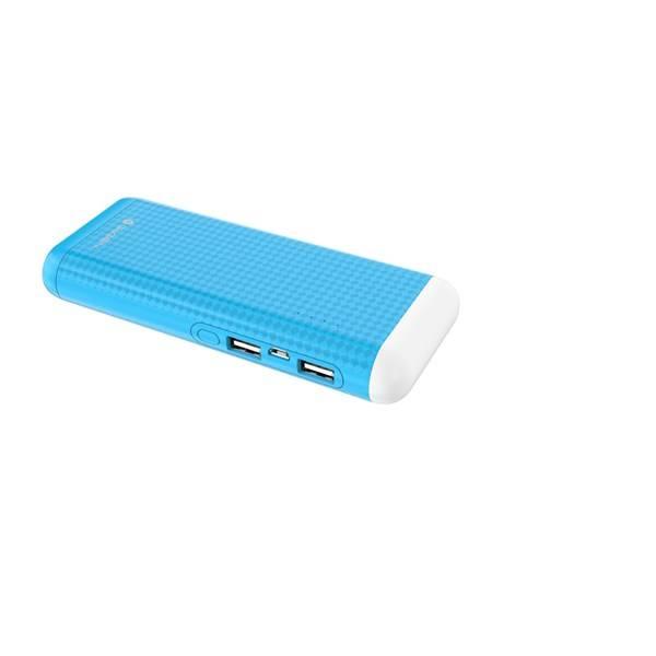 Powerbank GoGEN 12500mAh (GOGPBL125004BL) modrá
