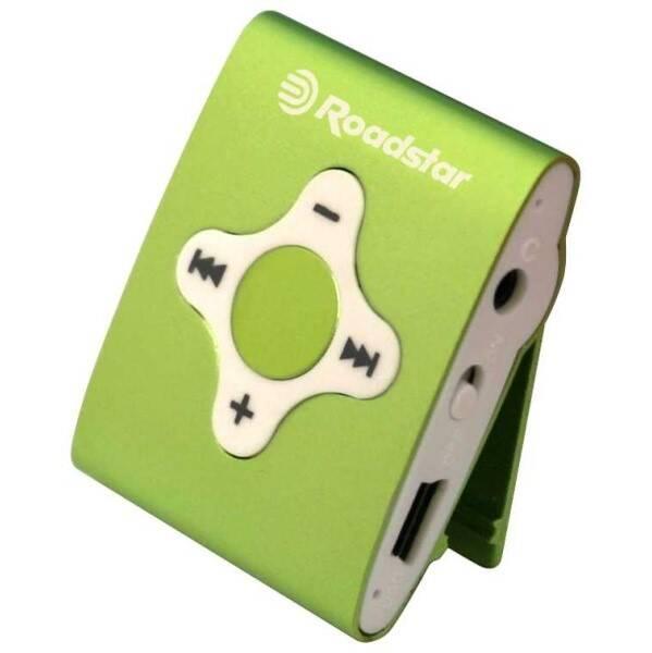 MP3 prehrávač Roadstar MP-425/4GB/GR