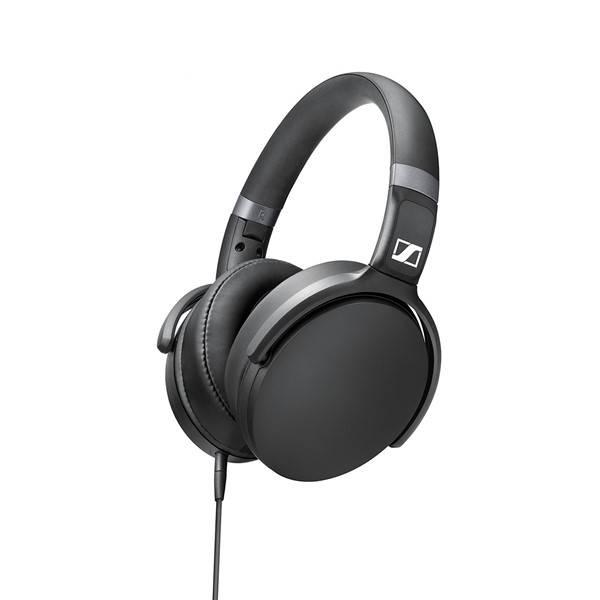 Sluchátka Sennheiser HD 4.30i (506780) černá (vrácené zboží 8800408806)
