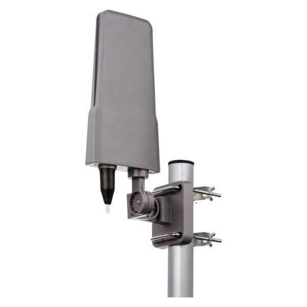 Venkovní anténa EMOS EM-VO6, 0–80 km DVB-T2 (2702011000)