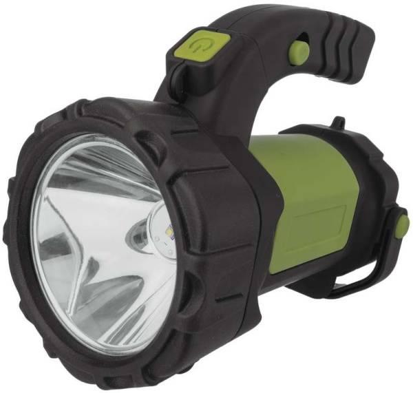 Svítilna EMOS LED P4526, 5W CREE + COB LED (1450000250) černá/zelená